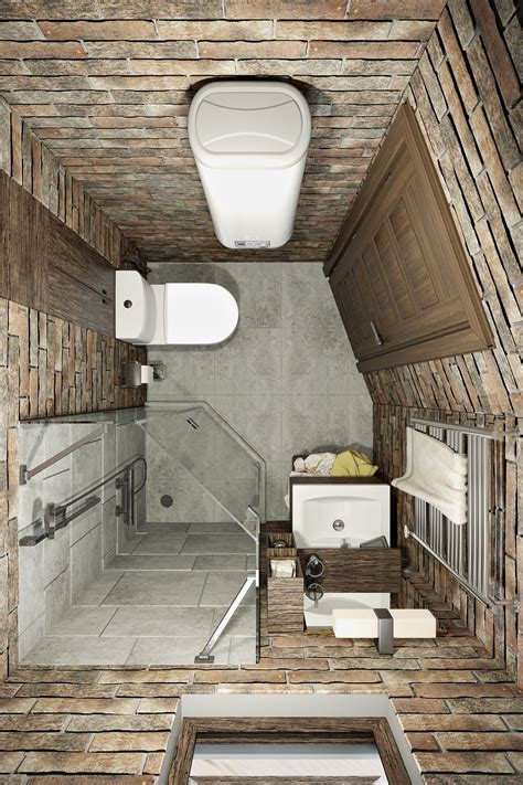 Tiny House Plans With Loft No Bathroom Signs