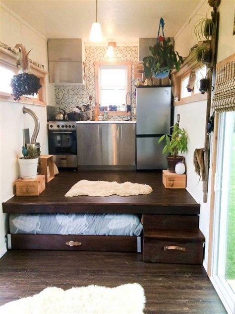 Tiny House Pull Out Bed Plans
