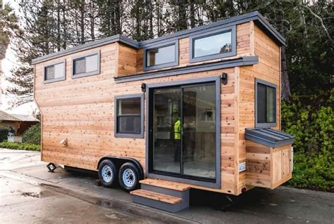 Tiny House Trailer Plans Canada