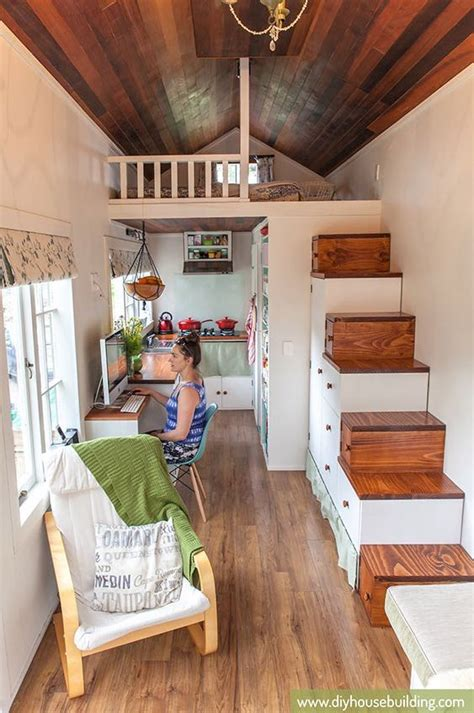 Tiny Houses Floor Plans Diy