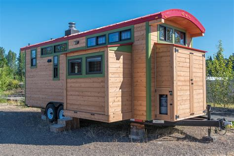 Tiny Houses Floor Plans With A Slide