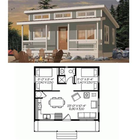 Tiny-Country-House-Plan-66032