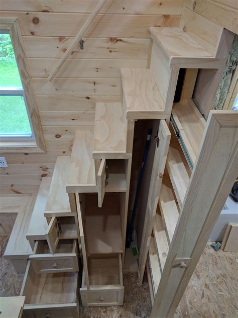Tiny-Home-Plans-Storage-Stairs