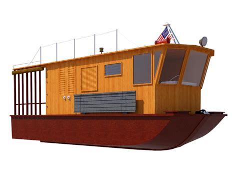 Tiny-House-Boat-Plans
