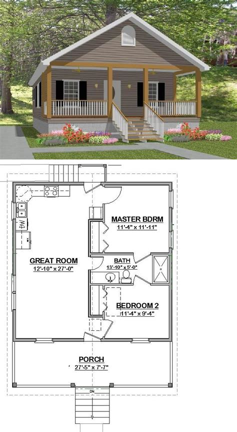 Tiny-House-Building-Blueprints-Plans