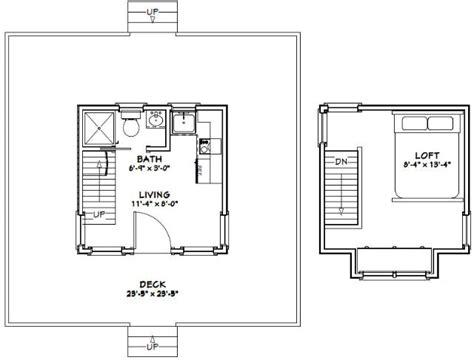 Tiny-House-Plans-12-X-12