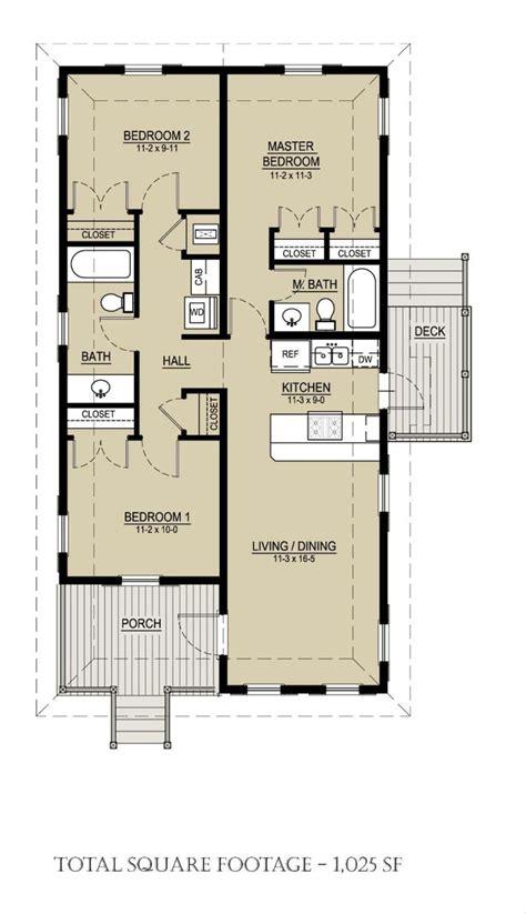 Tiny-House-Plans-3-Bedroom-2-Bath