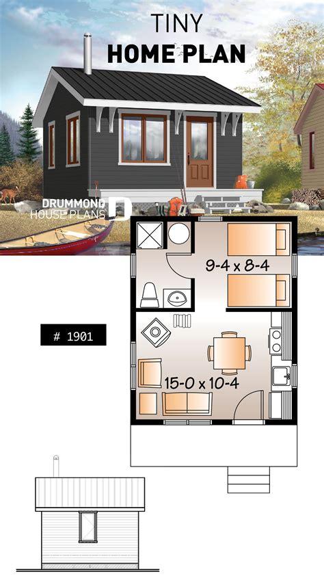 Tiny-House-Plans-Single-Level
