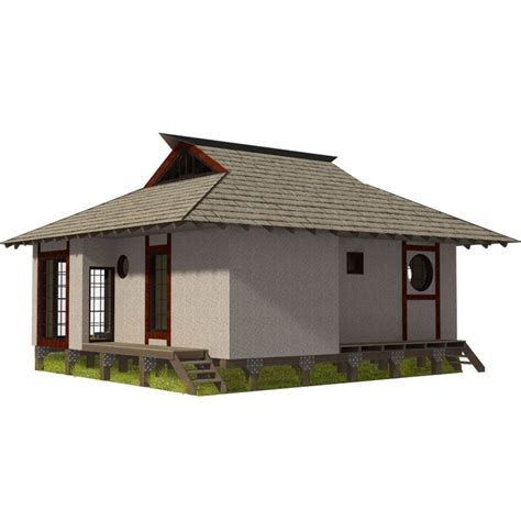 Tiny-Japanese-House-Plans