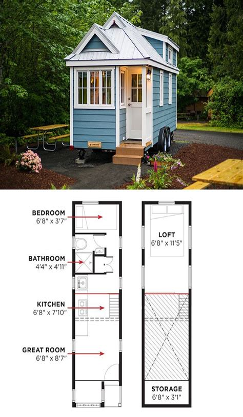 Tiny-Portable-Home-Plans