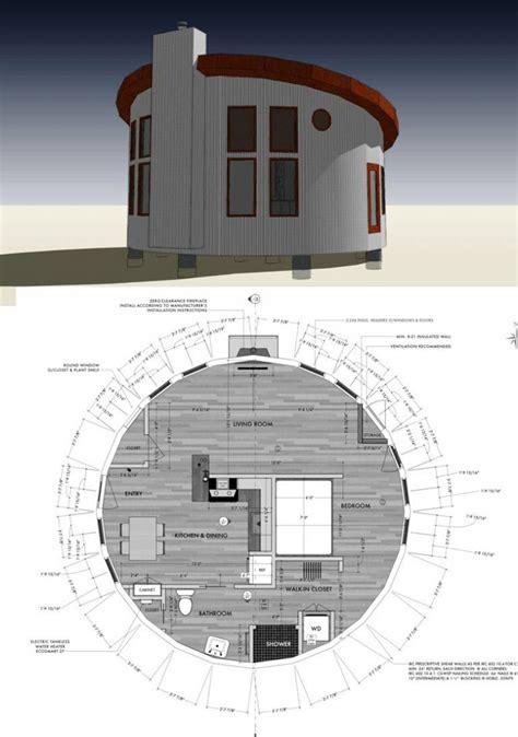 Tiny-Round-House-Plans