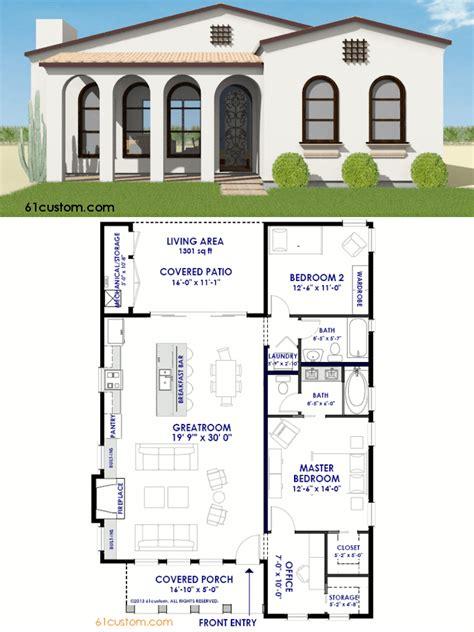 Tiny-Spanish-House-Plans