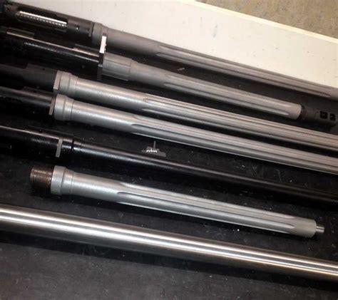 Titan Rifle Barrel And Unicorn Jiz Rifle Barrel