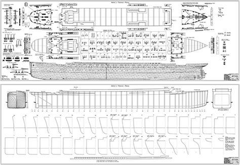Titanic-Model-Plans-Free