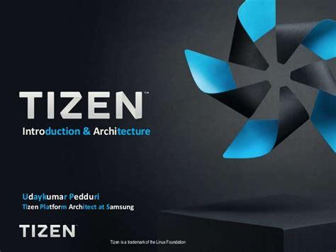 Tizen Operating System Pdf