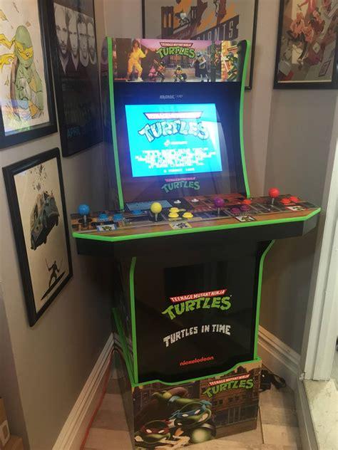 Tmnt-Arcade-Cabinet-Plans