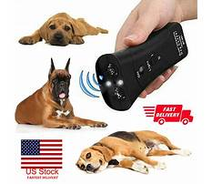 Best To stop dogs barking devices
