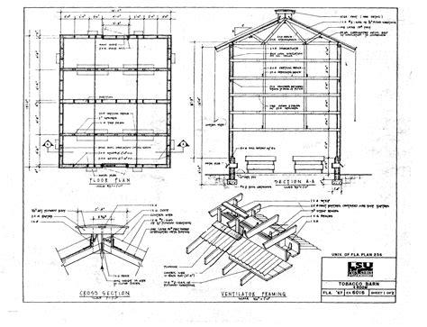 Tobacco-Barn-Building-Plans