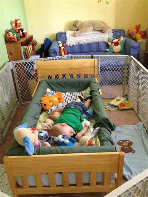 Toddler Bed Bumpers Diy Room