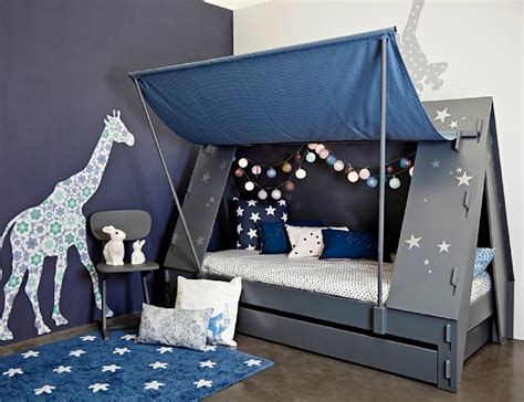 Toddler Bed Canopy Boys