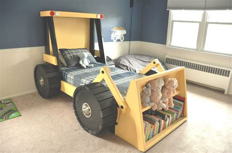 Toddler Bed Truck Plans
