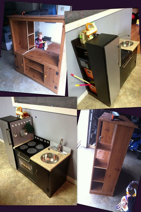 Toddler Kitchen Stand Diy Videos
