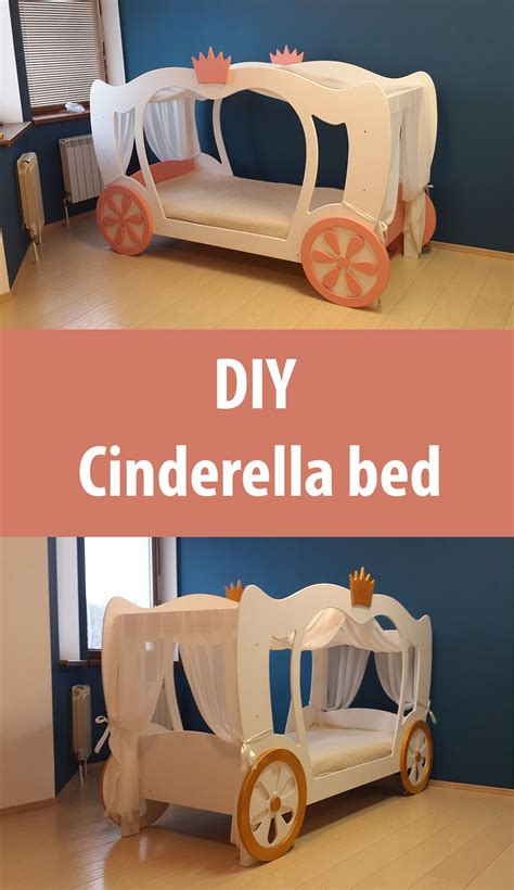 Toddler Princess Carriage Bed Diy Plans