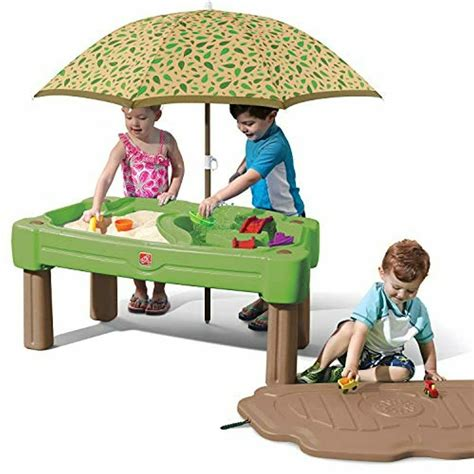 Toddler Water Table With Umbrella