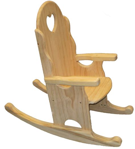 Toddler Wooden Rocking Chair Plans