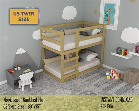 Toddler-Bed-Bunk-Bed-Plans