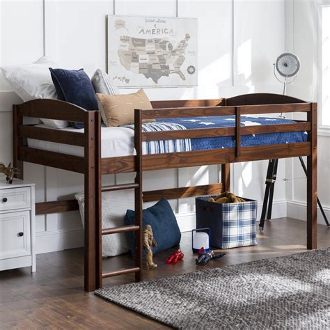 Toddler-Low-Loft-Bed-Plans