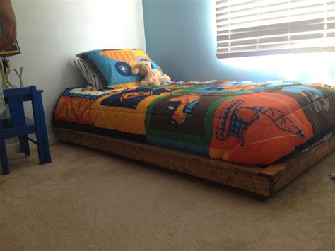 Toddler-Platform-Bed-Plans
