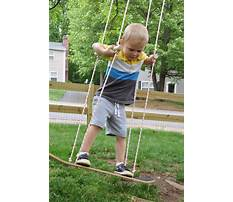 Best Toddler swing diy