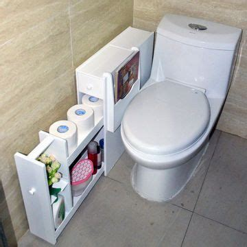 Toilet Surround With Side Cupboards