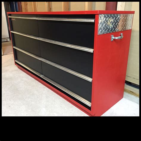 Tool Box Dresser Diy Conversion