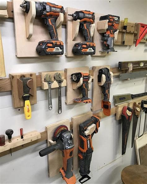 Tool Cabinet Diy Storage Ideas