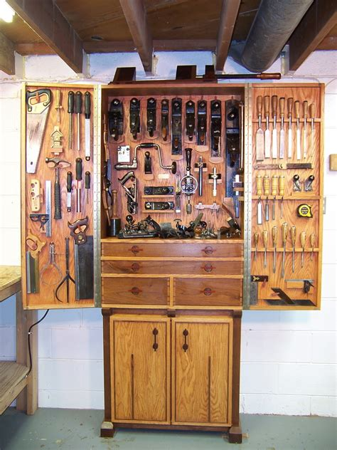Tool Cabinets For Woodworkers