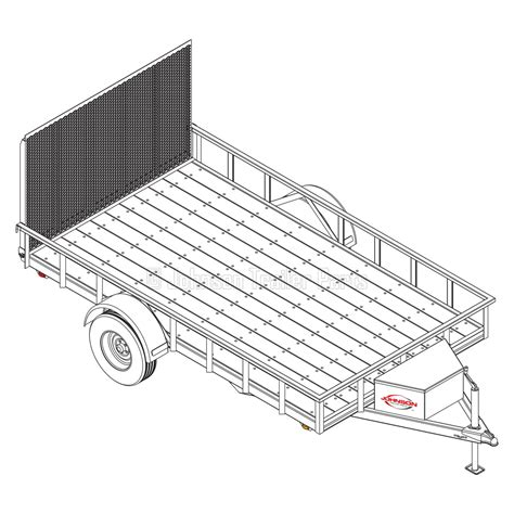 Tool Trailer Plans