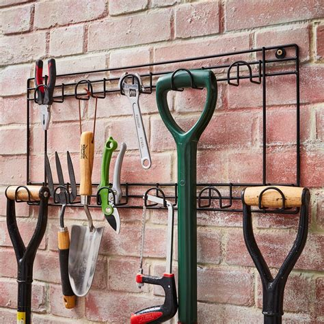 Tool rack wall mounted Image