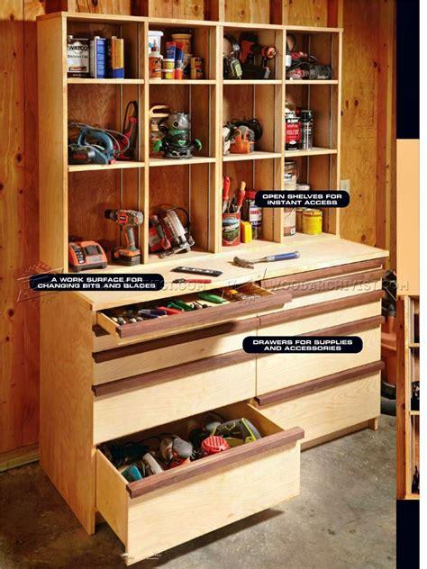 Tool-Storage-Plans
