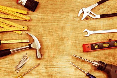 Tools To Work With Wood