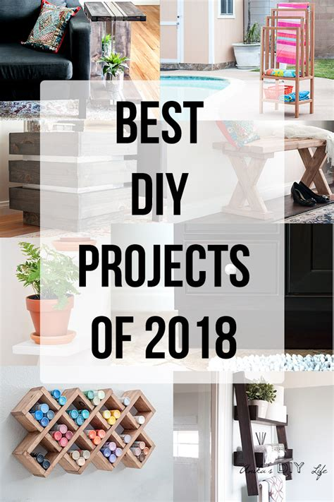 Top Diy Projects 2018