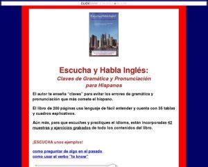 @ Top Ingl S Para Latinos English For Hispanos Pronunciar .