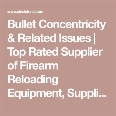 Top Rated Supplier Of Firearm Reloading Equipment .
