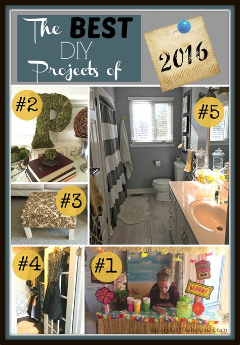 Top Ten Diy Projects