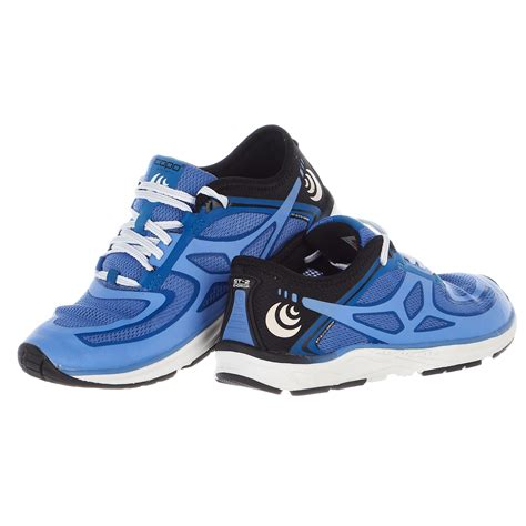 Topo Men's ST-2 Running Shoes & Workout Headband Bundle