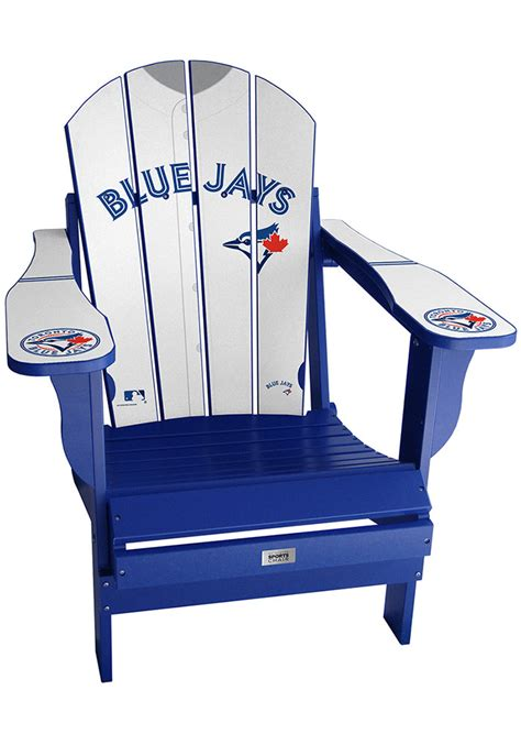 Toronto-Blue-Jays-Adirondack-Chair
