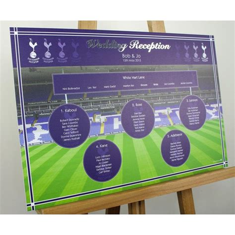 Tottenham-Hotspur-Wedding-Table-Plan