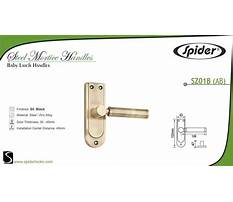 Best Touch latches for doors.aspx