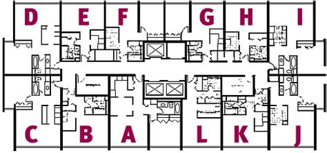 Tower Plaza Ann Arbor Floor Plans